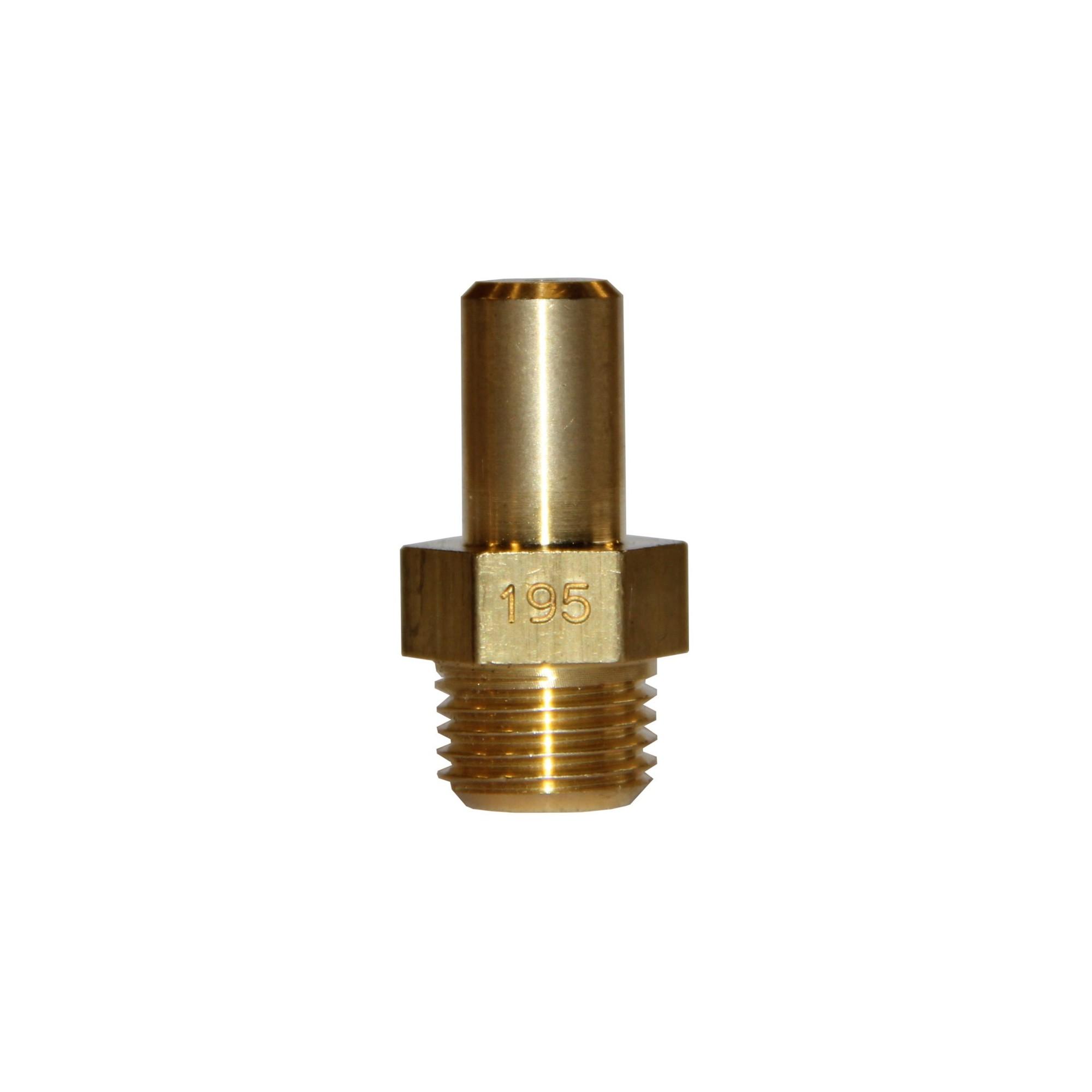 INJECTEUR PRINCIPAL GAZ NATURELLE: 195 × 22