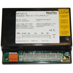 BESTURING HEATEC MF350-C (1-BOUGIE)