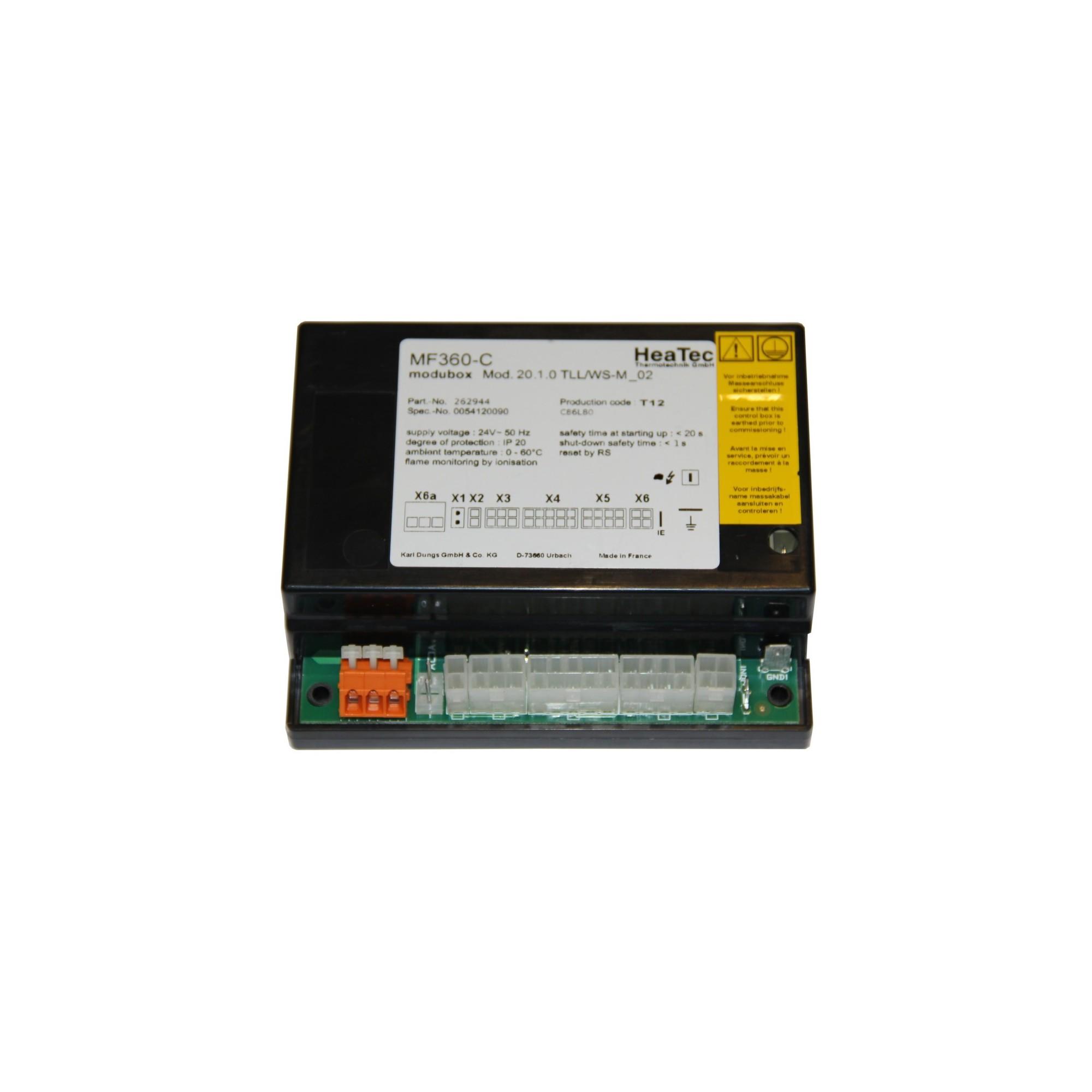 HEATEC CONTROLLER MF360-C (2-SPARKS)