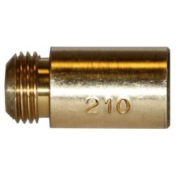 HEAD INJECTOR GAS: 210 x 16VB