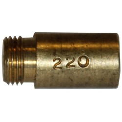HEAD INJECTOR GAS: 220 x 16VB