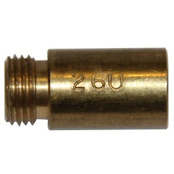 HEAD INJECTOR GAS: 260 x 16VB