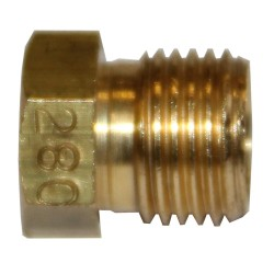 HEAD INJECTOR GAS: 280 x 4