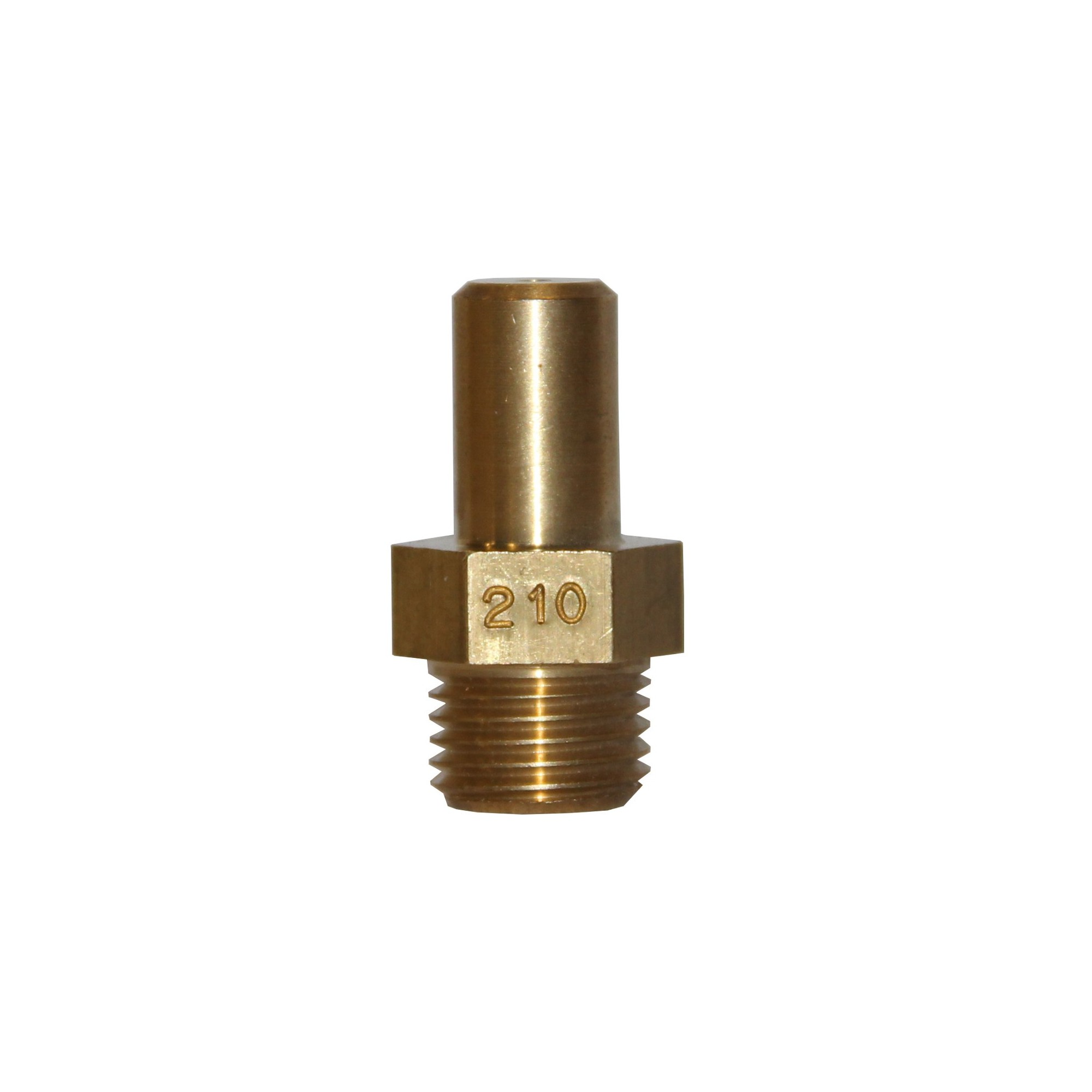 HEAD INJECTOR GAS : 210 × 22