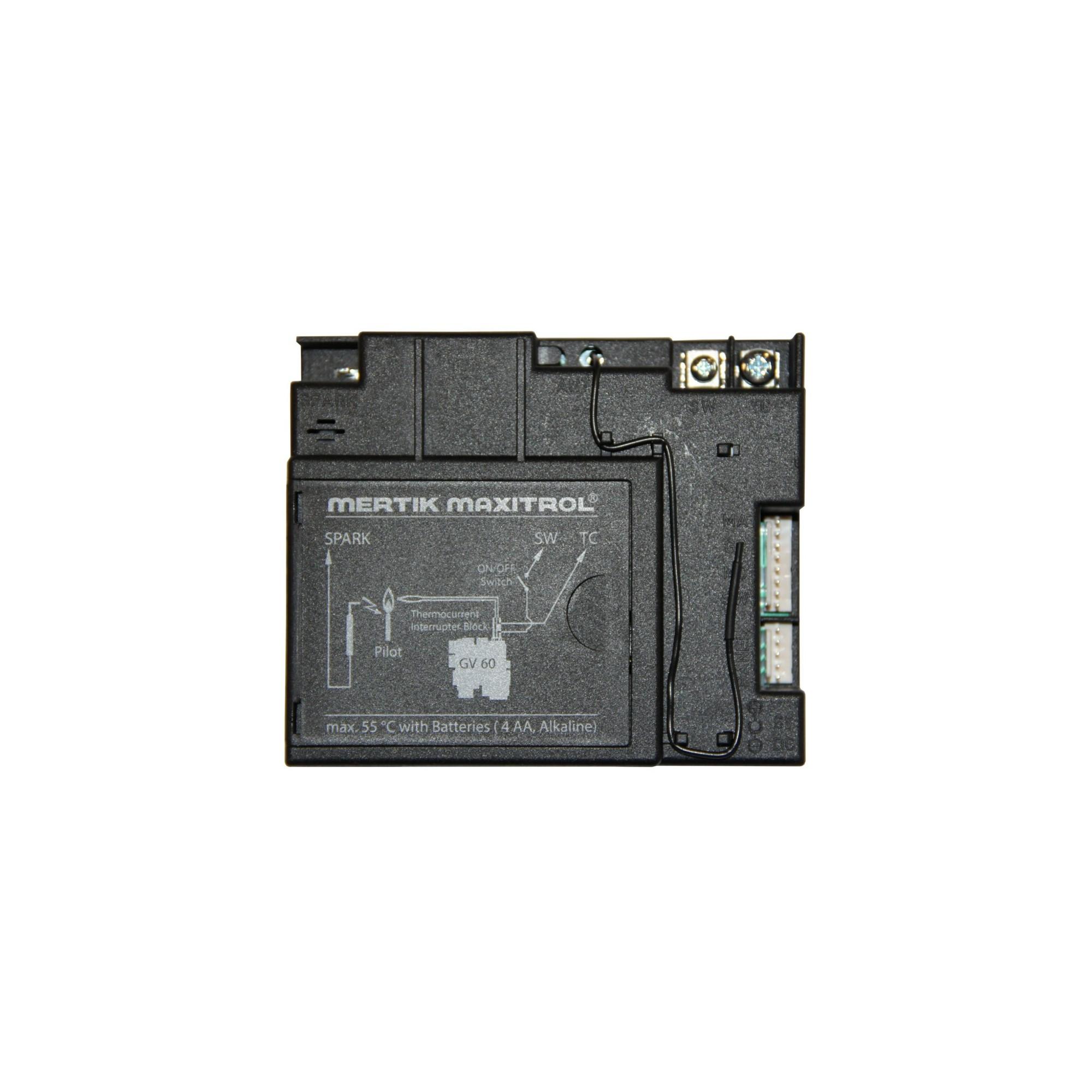 COMMANDE / RECEPTEUR MERTIK-MAXITROL