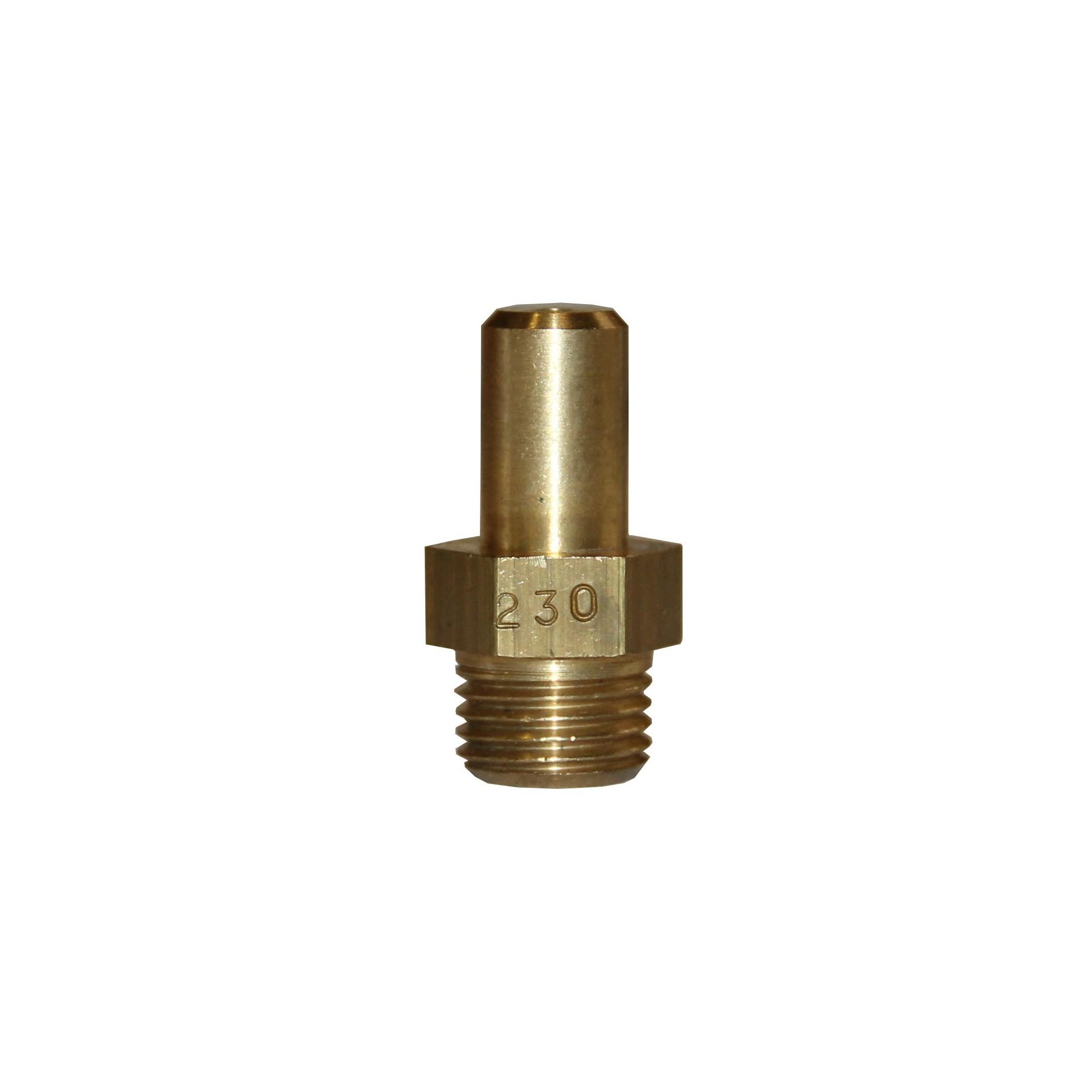 INJECTEUR PRINCIPAL GAZ NATURELLE: 230 × 22