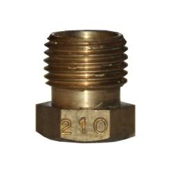 HOOFDINSPUITER AARDGAS: 210 × 4