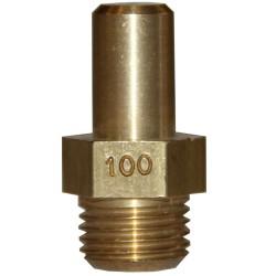 HOOFDINSPUITER PROPAAN: 100 × 22
