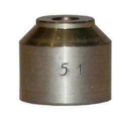 INJECTEUR VEILLEUSE GAZ NATURELLE: nr 51 (SIT 0.160 SERIE)