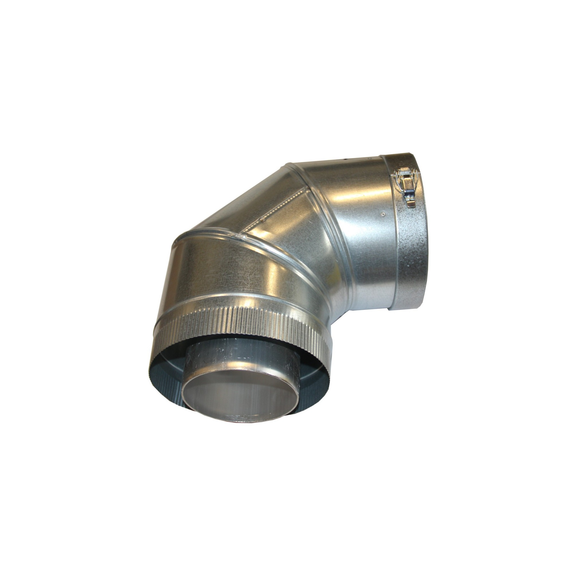 ELBOW 90° CONIC 130/200
